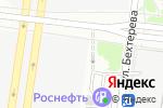 Схема проезда до компании Торнадо в Москве