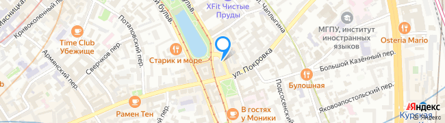 Белгородский проезд
