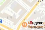 Схема проезда до компании Изумруд в Москве