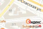 Схема проезда до компании БРИЛЛИАНТОВАЯ ЯКУТИЯ в Москве