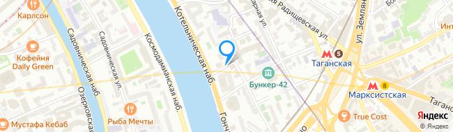 переулок Котельнический 4-й
