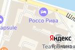 Схема проезда до компании ГФТ-Инжиниринг в Москве