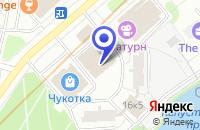 Схема проезда до компании ТФ АПОРИЯ в Москве
