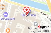 Схема проезда до компании Принтмикс в Москве