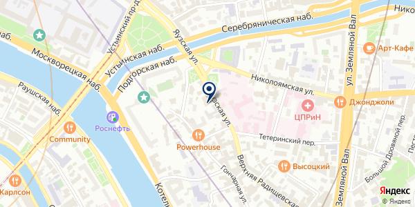 AR Legal Consulting на карте Москве