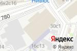 Схема проезда до компании Интим магазин Ночная сказка в Москве