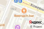 Схема проезда до компании Say Yes! в Москве