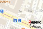 Схема проезда до компании AVANGARDEN в Москве