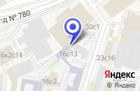 Схема проезда до компании ДОПОЛНИТЕЛЬНЫЙ ОФИС НА АВТОЗАВОДСКОЙ в Москве