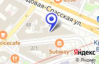 Схема проезда до компании АЛМАЗ-ЗОЛОТО 1 в Москве