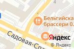 Схема проезда до компании Авита в Москве