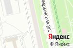 Схема проезда до компании Каскад Здоровья в Москве