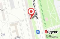 Схема проезда до компании Растрам в Москве
