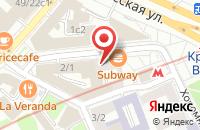 Схема проезда до компании Национальный Центр Фармацевтического Консалтинга в Москве