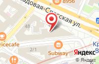 Схема проезда до компании Фонд Экономических и Социальных Инноваций «Наш Север» в Москве