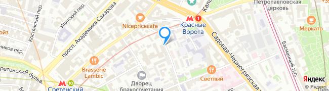 Большой Козловский переулок