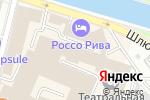 Схема проезда до компании Бизнеспринтсервис в Москве