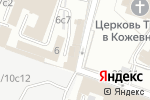 Схема проезда до компании Mir в Москве