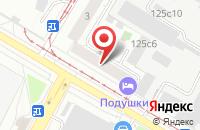 Схема проезда до компании Асмин Принт в Москве