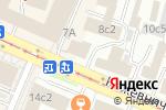 Схема проезда до компании Palati в Москве
