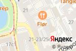 Схема проезда до компании ДоЗари в Москве