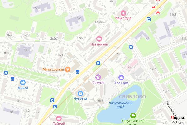 Ремонт телевизоров Улица Снежная на яндекс карте