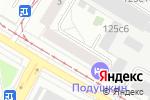 Схема проезда до компании Гильдия мастеров.ру в Москве