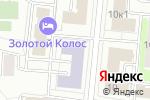 Схема проезда до компании Государственный академический университет гуманитарных наук в Москве