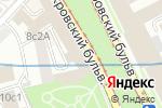 Схема проезда до компании Мир для меня в Москве