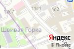 Схема проезда до компании Знание в Москве