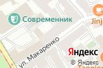 Схема проезда до компании Вагонная ремонтная компания-1 в Москве