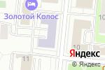 Схема проезда до компании Высшая школа психологии в Москве