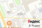 Схема проезда до компании Центр межличностных отношений и создания семьи в Москве