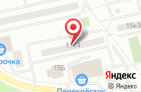 Схема проезда до компании Инвестиционно-Строительная Компания  в Москве