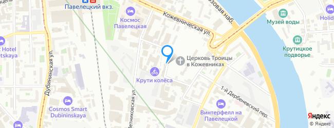 переулок Кожевнический 1-й