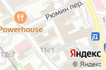 Схема проезда до компании Центр санэпидэкспертиз и сертификации в Москве