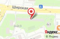 Схема проезда до компании Малина room в Дубовом