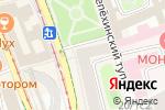 Схема проезда до компании Cats Relax Club в Москве