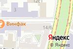 Схема проезда до компании Центр Фёдоровой Екатерины в Москве