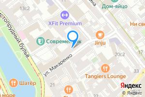 Сдается комната в четырехкомнатной квартире в Москве м. Чистые пруды, улица Макаренко, 5с1А
