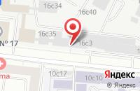 Схема проезда до компании Жилстройгрупп в Москве