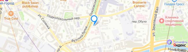 Малый Николоворобинский переулок