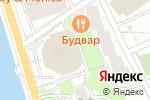 Схема проезда до компании МДМ Банк в Москве