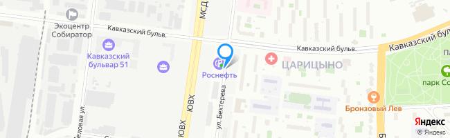 улица Бехтерева