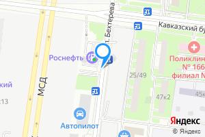 Сдается комната в Москве ул. Бехтерева