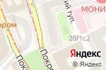Схема проезда до компании Котоmania Cats & Relax Club в Москве