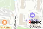 Схема проезда до компании Национальный союз кадровиков в Москве