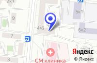 Схема проезда до компании ЛЮБИМАЯ АПТЕКА в Москве