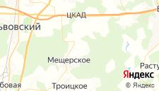 Базы отдыха города Прохорово на карте