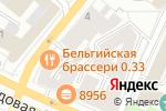 Схема проезда до компании Красные Ворота в Москве